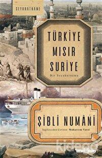 Türkiye Mısır Suriye