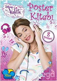 Violetta Poster Kitabı