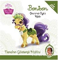 Disney Sevimli Saraylılar: Bonibon- Çıkartmalı Öykü Kitabı