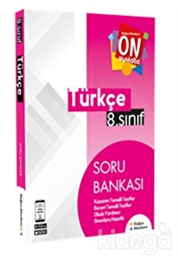 8. Sınıf On Numara Türkçe Soru Bankası