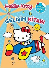 Hello Kitty Gelişim Kitabı Çıkartmalar İçeride!