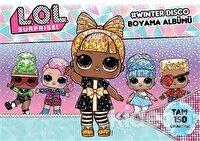 Lol Surprise! Winter Disco Boyama Albümü