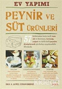 Ev Yapımı Peynir ve Süt Ürünleri
