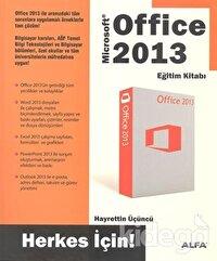 Office 2013 Eğitim Kitabı- Herkes İçin