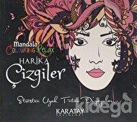 Harika Çizgiler - Mandala Colouring Relax