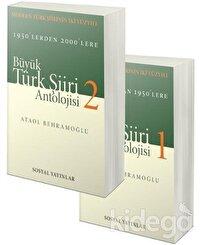 Büyük Türk Şiiri Antolojisi (2 Cilt Takım)