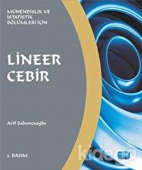 Lineer Cebir - Mühendislik ve İstatistik Bölümleri İçin