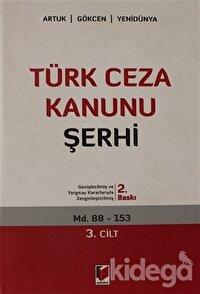 Türk Ceza Kanunu Şerhi  3. Cilt