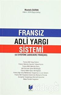Fransız Adli Yargı Sistemi