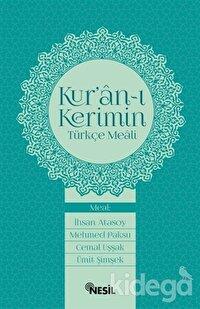 Kur'an-ı Kerimin Türkçe Meali