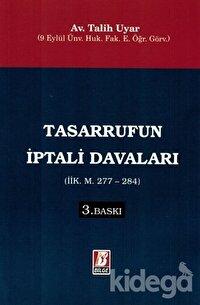 Tasarrufun İptali Davaları (İİK. M. 277 - 284)