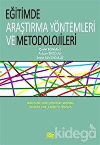 Eğitimde Araştırma Yöntemleri ve Metedolojileri