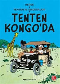 Tenten Kongo'da - Tenten'in Maceraları