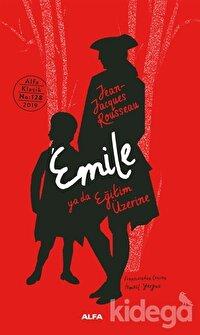 Emile Ya Da Eğitim Üzerine (Ciltli)