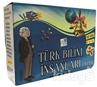 Türk Bilim İnsanları Dizisi (10 Kitap Takım)