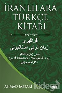 İranlılara Türkçe Kitabı