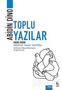 Abidin Dino - Toplu Yazılar (1938 - 2006)