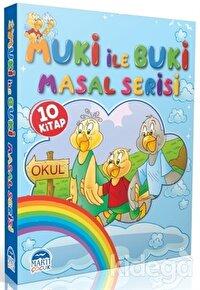 Muki ile Buki Masal Serisi (10 Kitap Takım)