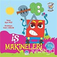 İş Makineleri - Pijama Kulübü Çocukları