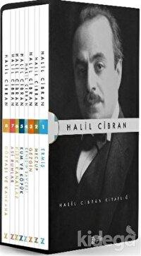 Halil Cibran Seti (8 Kitap Takım)