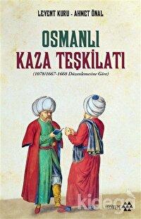 Osmanlı Kaza Teşkilatı