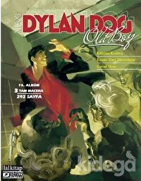 Dylan Dog Maxi Albüm 14 - Kabusa Kısılmış