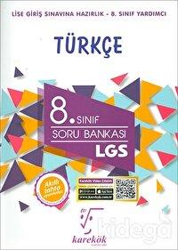 8. Sınıf LGS Türkçe Soru Bankası