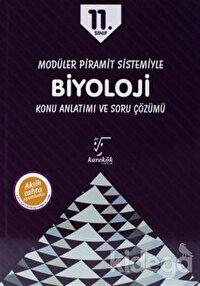 11. Sınıf Modüler Piramit Sistemiyle Biyoloji Konu Anlatımı