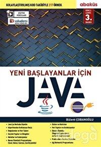 Yeni Başlayanlar İçin Java