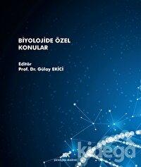 Biyolojide Özel Konular