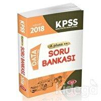2018 KPSS Genel Yetenek Genel Kültür A Plus Soru Bankası