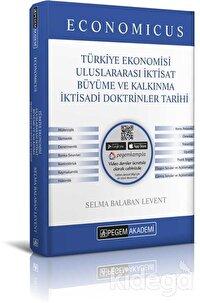 2019 KPSS A Grubu Economicus Türkiye Ekonomisi, Uluslararası İktisat, Büyüme ve Kalkınma, İktisadi Doktrinler Tarihi Konu Anlatımı