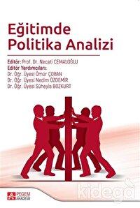 Eğitimde Politika Analizi