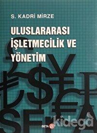 Uluslararası İşletmecilik ve Yönetim