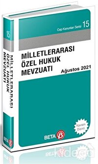 Milletlerarası Özel Hukuk Mevzuatı Şubat 2020