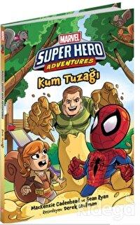 Kum Tuzağı - Marvel Super Hero Adventures