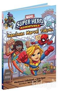 İnanılmaz Marvel Takımı - Marvel Super Hero Adventures