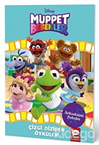 Disney Muppet Bebekler - Çizgi Diziden Öyküler