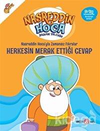 Nasreddin Hoca'yla Zamansız Fıkralar - Herkesin Merak Ettiği Cevap