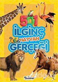 501 İlginç Hayvan Gerçeği