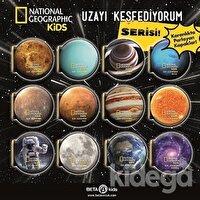 National Geographic Kids - Uzayı Keşfediyorum (12 Kitap Takım)