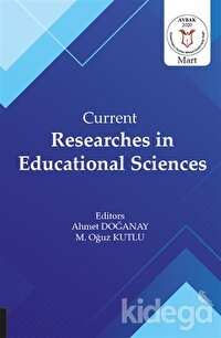 Current Researches in Educational Sciences