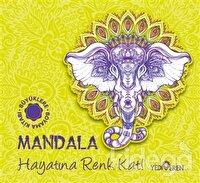 Mandala - Hayatına Renk Kat!