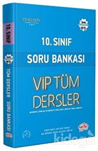 2021 - 10.Sınıf Soru Bankası VIP Tüm Dersler