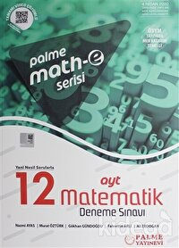 2020 AYT Math-e 12 Matematik Deneme Sınavı