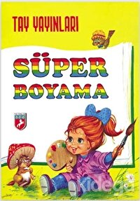 Süper Boyama Kitabı