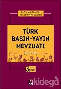 Türk Basın - Yayın Mevzuatı (İçtihatlı)