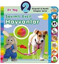 2+ Yaş Sevimli Evcil Hayvanlar