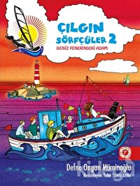 Deniz Fenerindeki Adam - Çılgın Sörfçüler 2 (Yelken İpi Hediyeli)