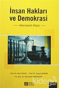 İnsan Hakları ve Demokrasi